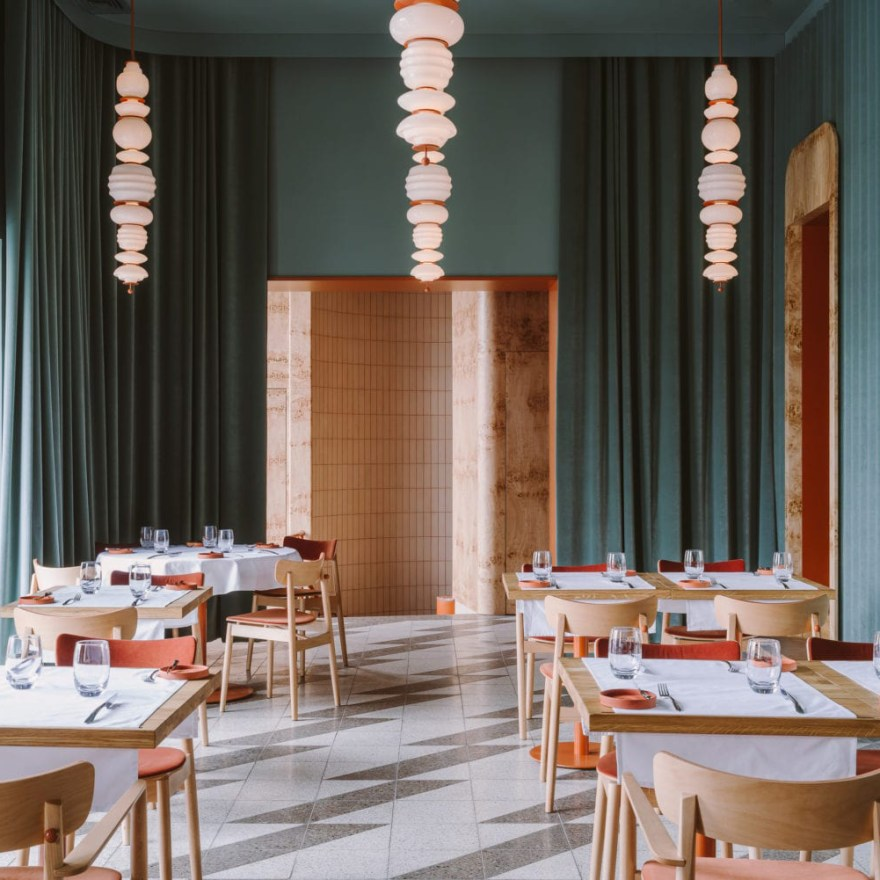 We Truly Love this Restaurant Interior Design – The Opasły Tom Restaurant in Warsaw by Local Designers Buck Studio