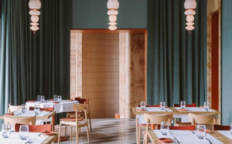 We Truly Love this Restaurant Interior Design - The Opasły Tom Restaurant in Warsaw by Local Designers Buck Studio, Interior 3000, Interior Design, Furniture Design, Design Blog