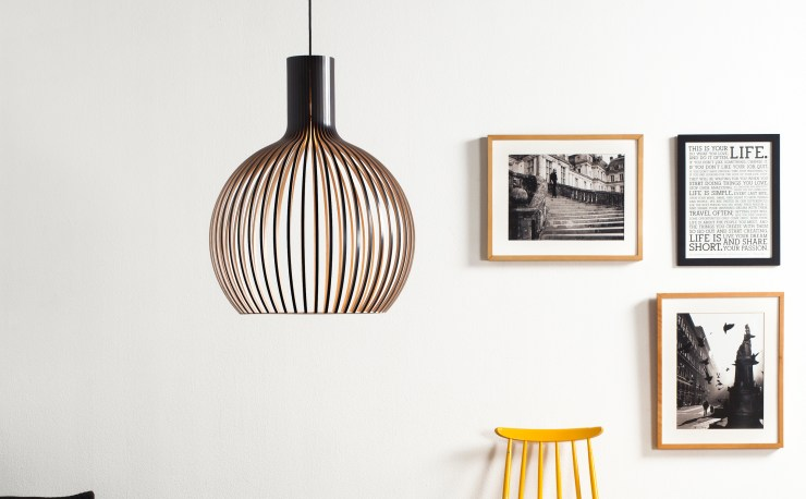 Beautiful Wood Lamps Handmade in Finland - Secto Design Lamps by Seppo Koho, Interior 3000, Design Blog, Interior Design, Furniture Design