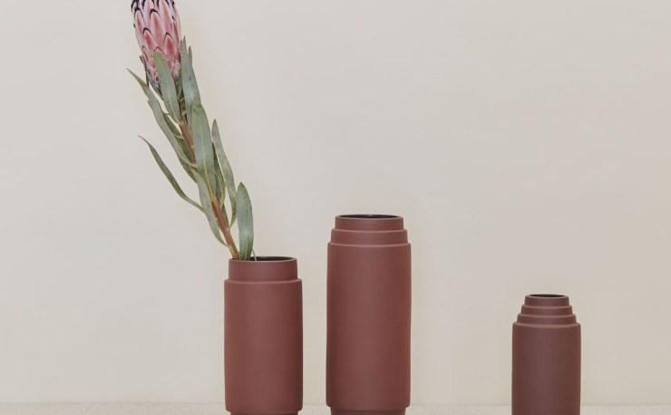 Beautiful Greek and Egyptian Inspired Vase Designs by Stilleben for Skagerak, Interior 3000, Design Blog, Interior Design, Furniture Design, pot Design, Vase Design