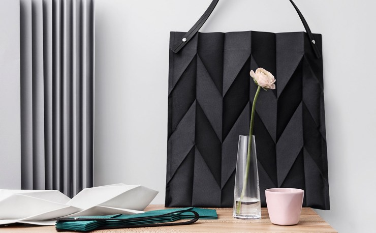 Perfect Finnish-Japanese Design Connection - Iittala X Issey Miyake Home Collection with Bags, Plates, Cushions, Vases, Cups - Interior 3000 Design Blog, interior Design, Furniture Design, Home Accessories