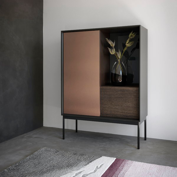 An Elegant and Unusual Storage Unit – Besson Deluxe Cabinet Design by Broberg & Ridderstrål for Asplund