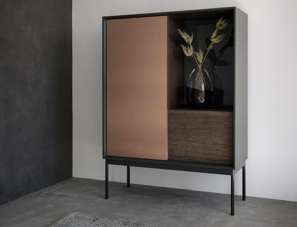 An Elegant and Unusual Storage Unit - Besson Deluxe Cabinet Design by Broberg & Ridderstrål for Asplund, Interior 3000 Design Blog, Interior Design, Furniture Design