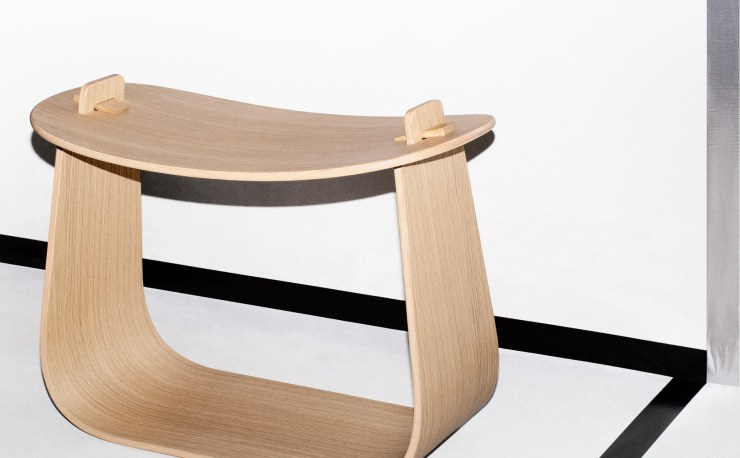 Oak in its Best Shape - Harry Stool by Chris Martin and Magnus Elebäck for Massproductions, Interior 3000 Design Blog, Interior Design, Furniture Design
