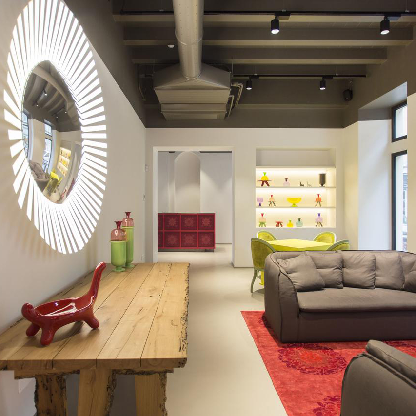 Outstanding A Memphis Design Boutique Hotel In Milan The Savona 18 Home Interior And Landscaping Ologienasavecom