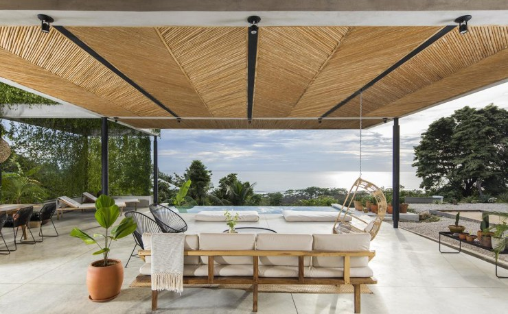 A Design Pearl in the Wild Beauty of Costa Rica - The Mint Santa Teresa Boutique Hotel by Benjamin Garcia Saxe Interior 3000 Design Blog Interior Design Hotel Design