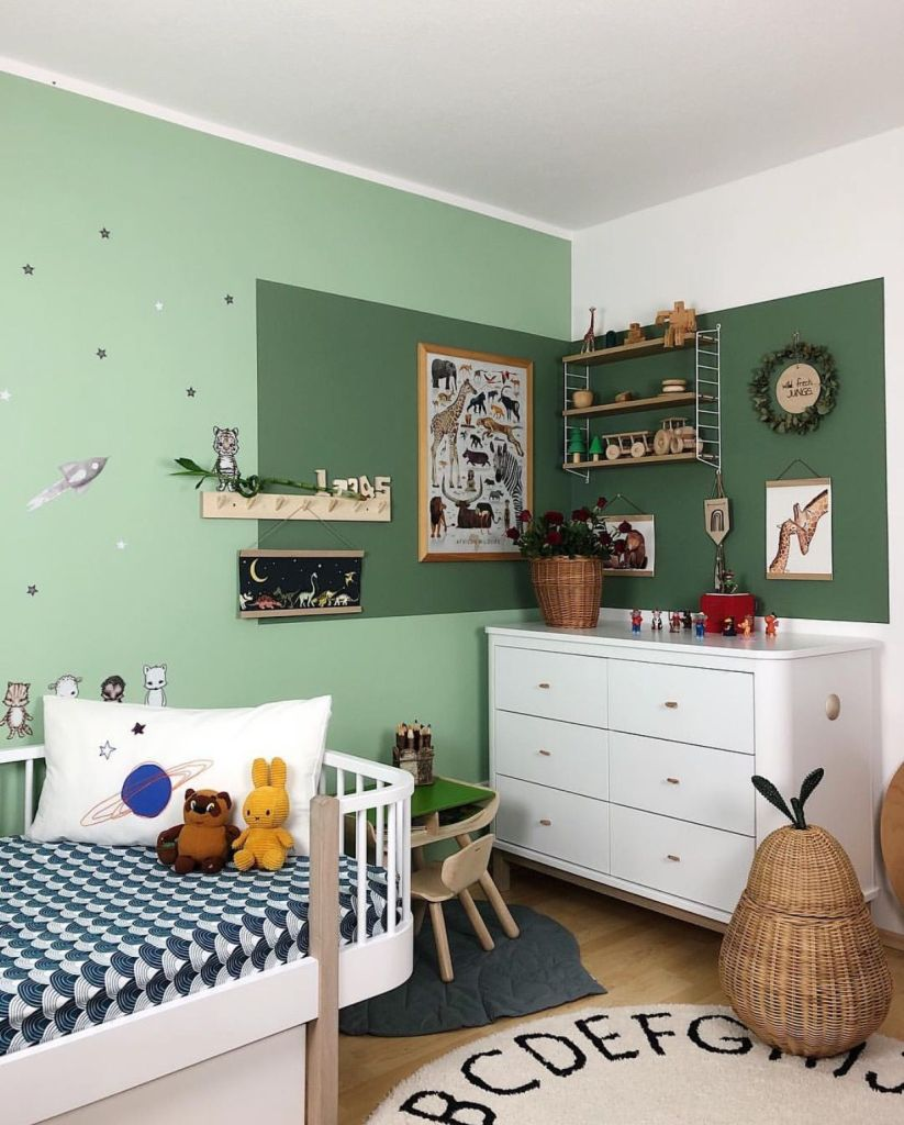 A Fun Way to Keep the Children's Room Tidy - Apple and ... on Fun Living Room Ideas  id=62055