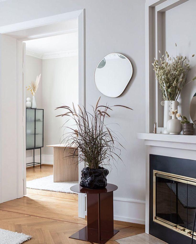 ferm living pond mirror design