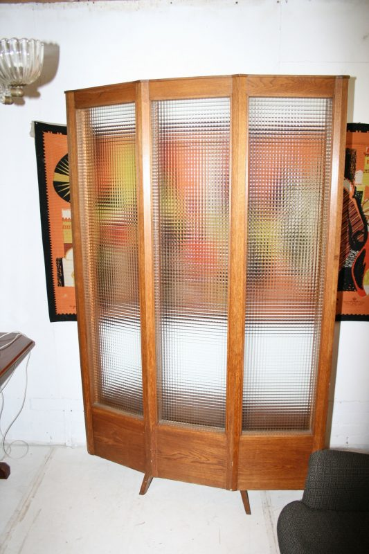 MidCentury Room Divider by MCM  Interior Boutiques