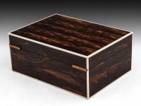 Art Deco Coromandel Jewellery Box