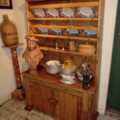 Modern Kitchen Cabinets For Sale Commercial Hood Cleaning Small Irish Antique Pine Dresser | Interior ...
