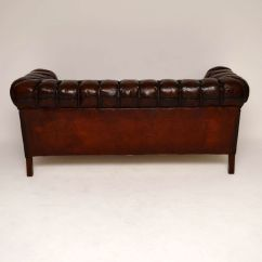 Leather Chesterfield Sofa For Sale Extra Large Throws Australia Antique Swedish Interior