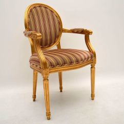 French Antique Chairs For Sale Low Leg Recliner Set Of Ten Style Gilt Wood Dining