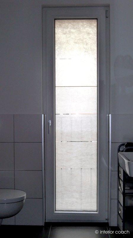 Gecko Sichtschutz und Fensterdeko  Interior Coach