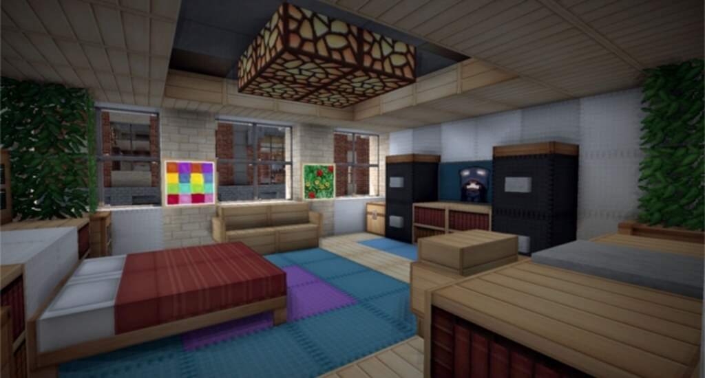 Due to its global love, it's a popular theme for bedrooms and playrooms. Minecraft Bedroom Ideas: Get 10 Creative and Stylish Tips