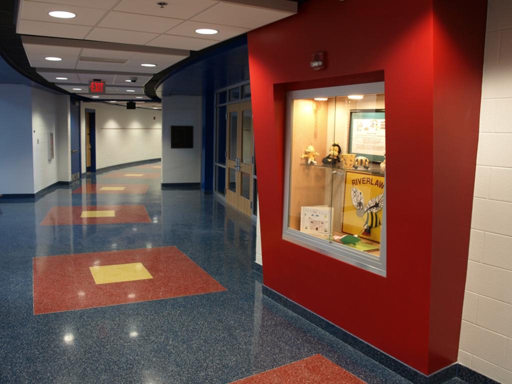 Riverlawn Elementary School Interior CreationsInterior