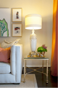 Table Lamps For Small Living Rooms | Interior Decoration
