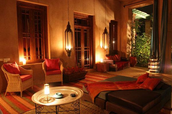 Moroccan Interior Design Ideas