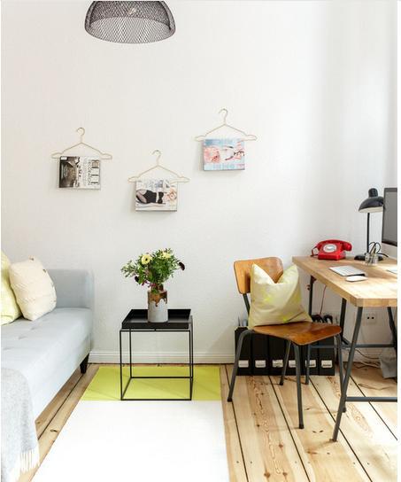 10 Desain Modern Ruang Keluarga Berukuran Kecil Yang