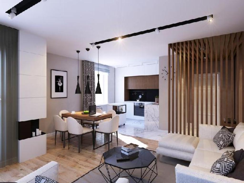 konsep desain interior modern