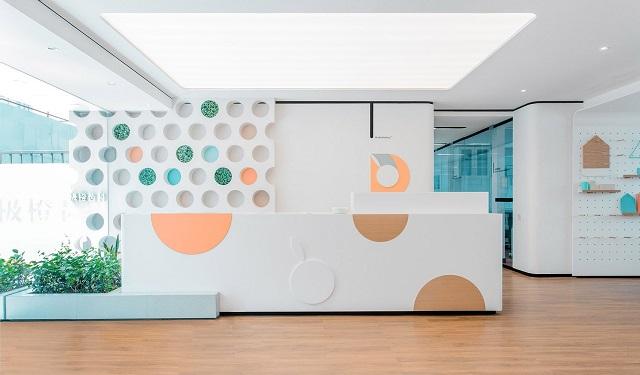 Merasakan Kenyamanan Desain Interior Dental Klinik Ruang Tunggu