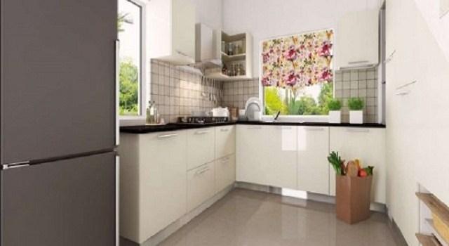 Kabinet  Dapur Rumah Apartment Desainrumahid Com