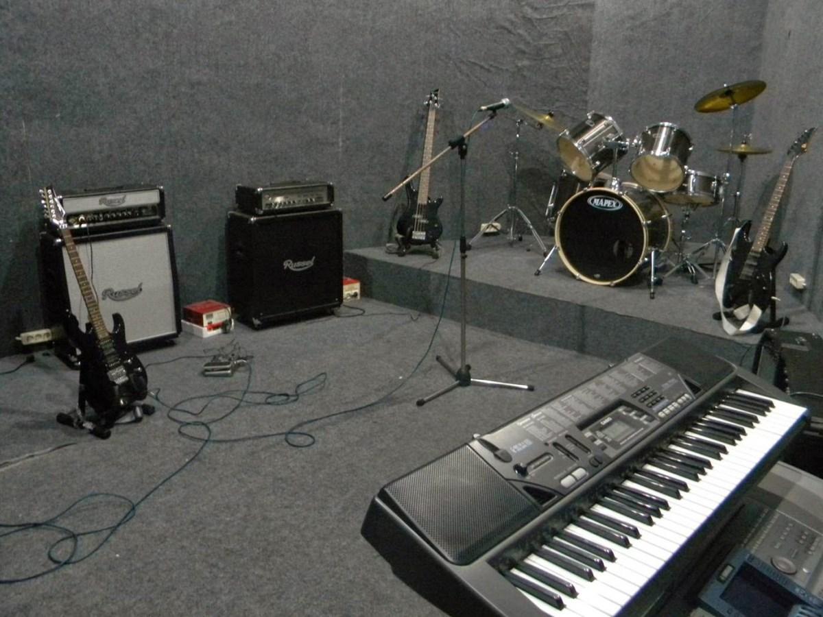 Merancang Desain Studio Musik di Rumah yang Ideal dan ...