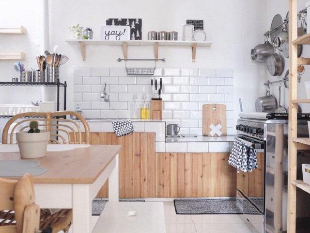Desain Rumah Scandinavia