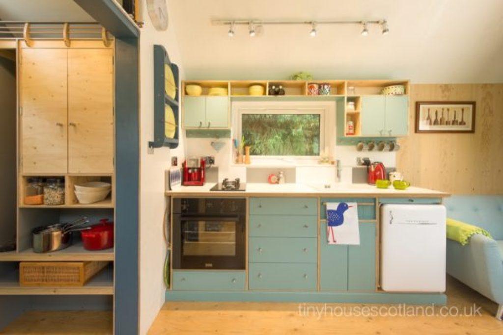 Desain Rumah Kecil Yang Fungsional Rumah Mungil Dengan Interior