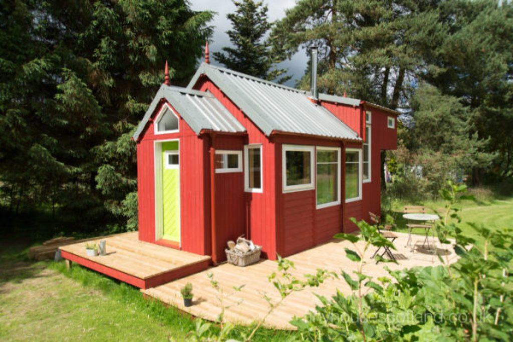 Desain rumah kecil yang fungsional