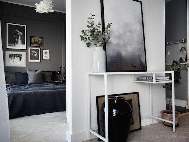dekorasi interior apartemen minimalis