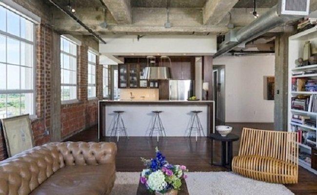 Desain Apartemen Studio Industrial Gaya Hunian Modern