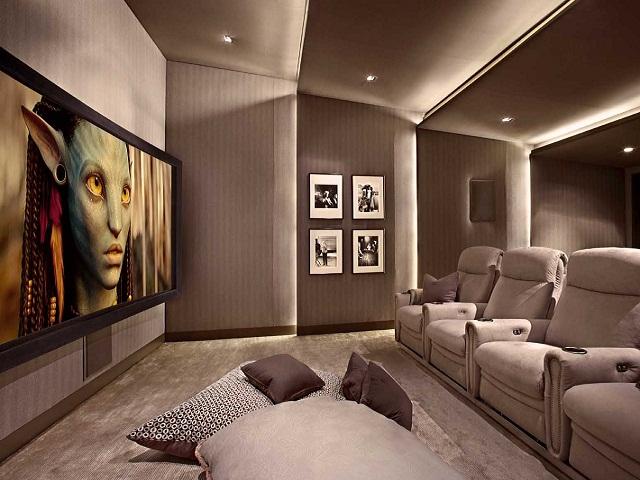 Desain Home Theater Minimalis  Cara Mudah Miliki Bioskop Pribadi di ... 1eb5ea8df1