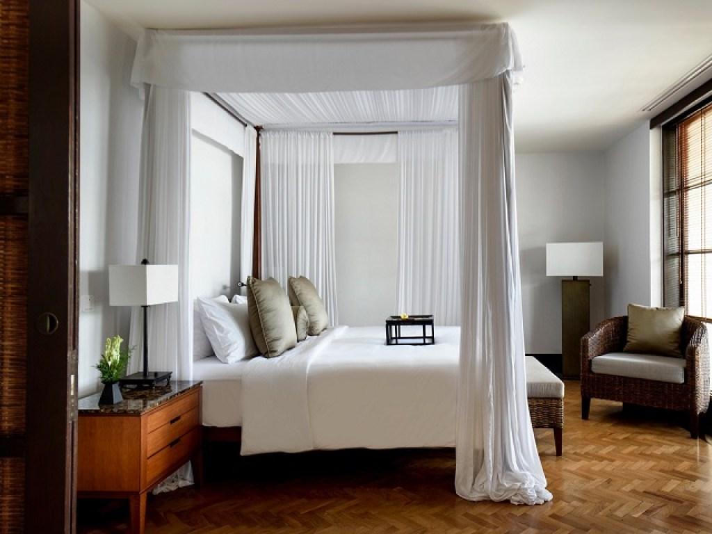 desain kamar tidur tradisional bali