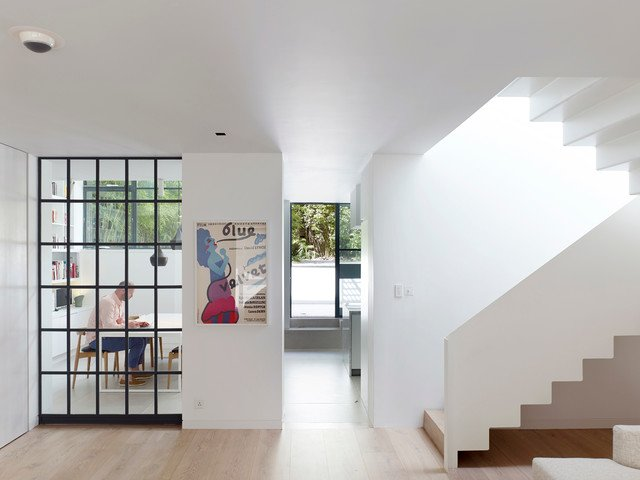Desain Rumah Minimalis 2 Lantai; Desain Rumah Modern Idaman