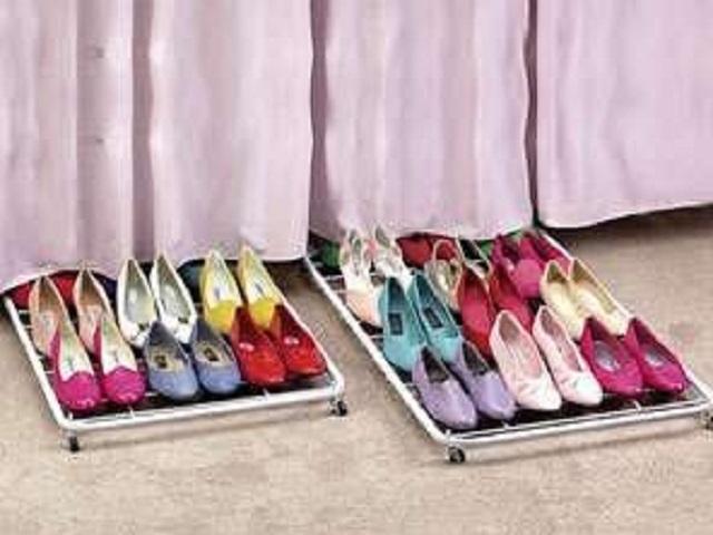 Desain Rak Sepatu Merancang Tempat Penyimpanan Sepatu