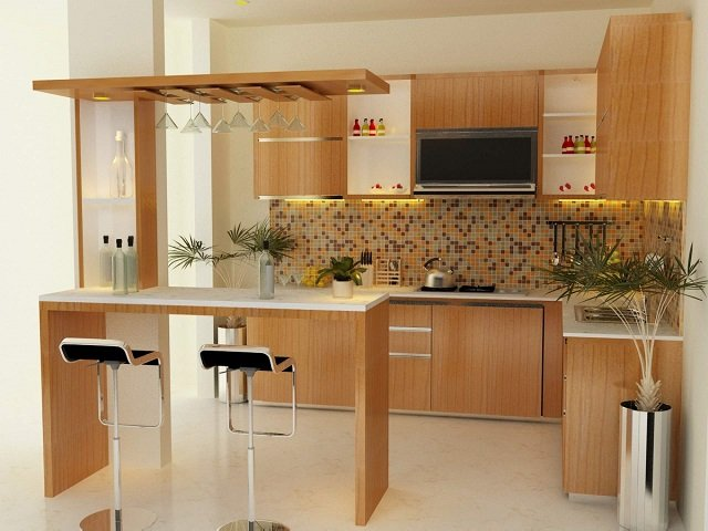 Desain Dapur Bersih 5 Penampilan Ruang Dapur yang Cantik