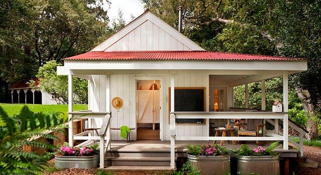 desain rumah kecil dan sederhana