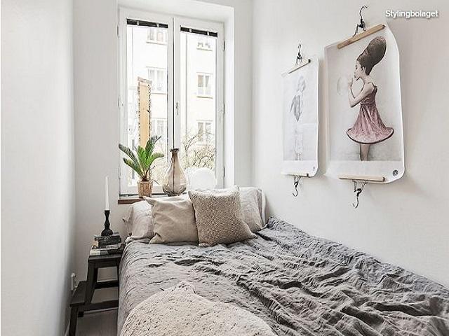 Tips Desain Kamar Tidur Kecil Agar Terasa Lebih Luas dan