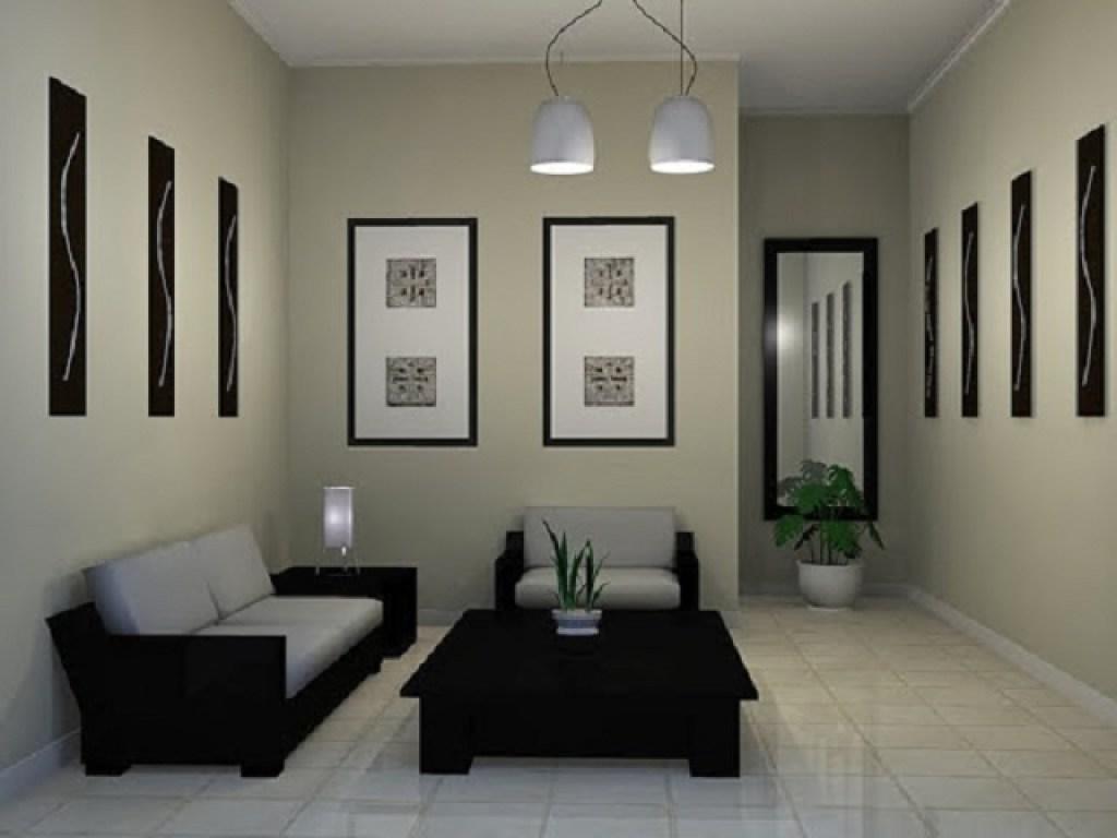 desain ruang tamu rumah korea modern