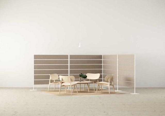 desain ruang kerja terbuka