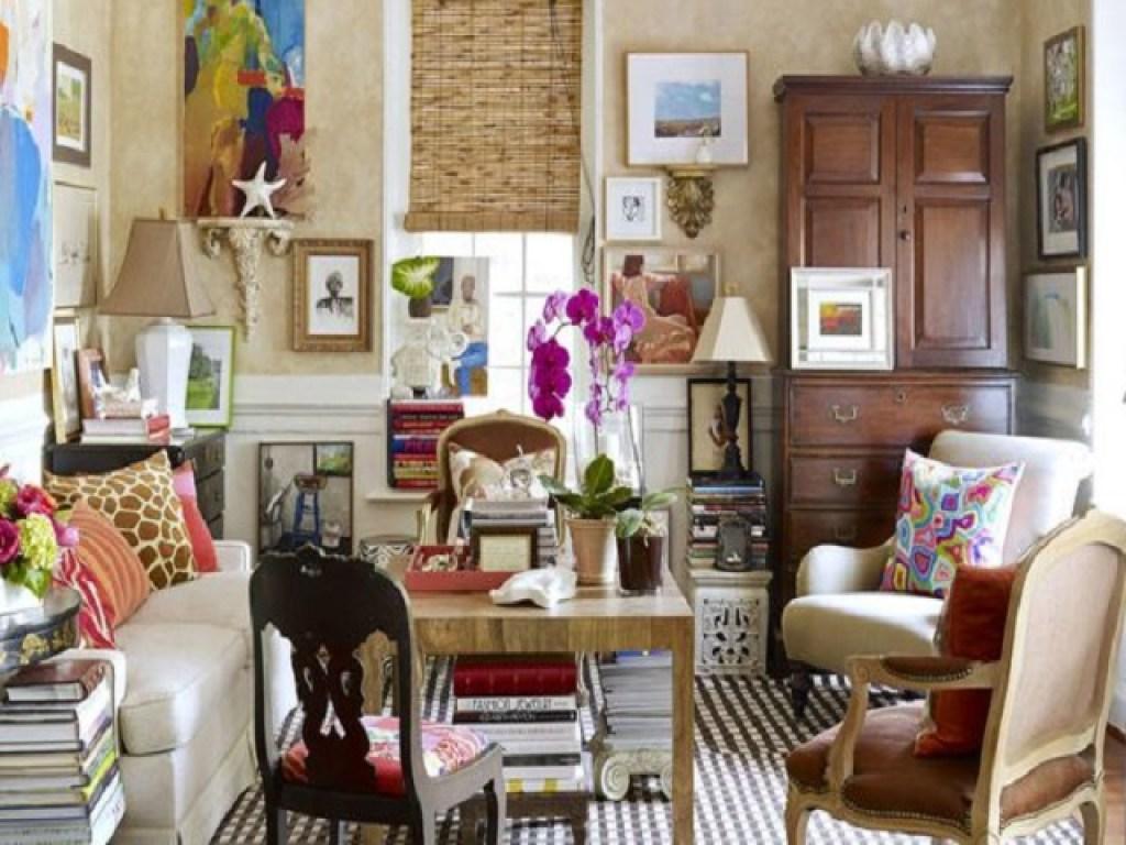 interior rumah maksimalis