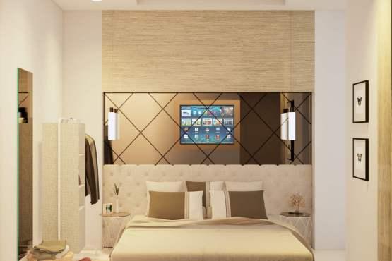 Jasa desain interior apartemen bekasi