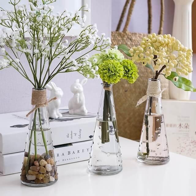 menghias rumah dengan bunga