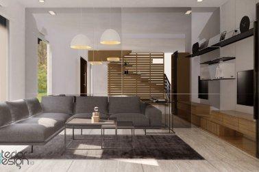 Jasa desain interior rumah karawang