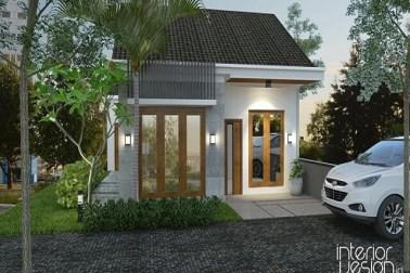 desain fasad rumah minimalis