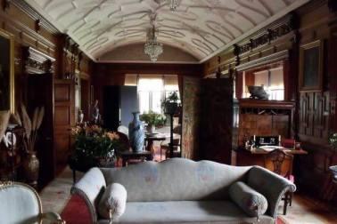 desain interior gothic