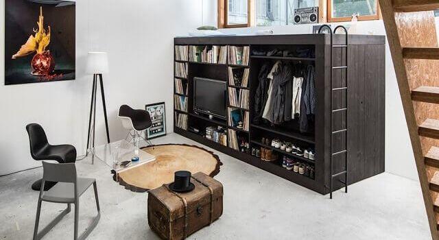 interior rumah pintar