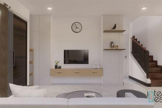 ruang keluarga bekasi
