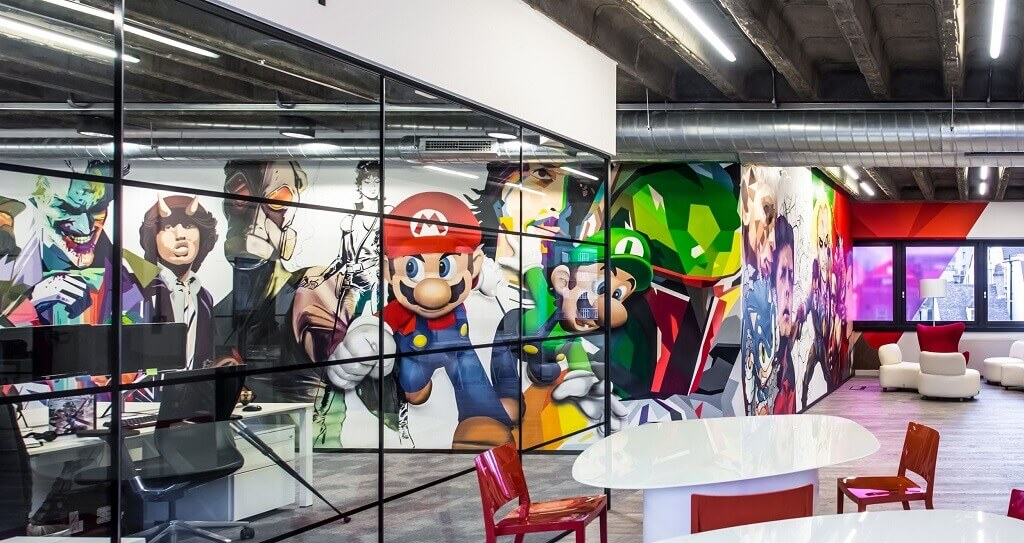 personalisasi desain ruang kantor